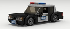 Ford Mustang Police