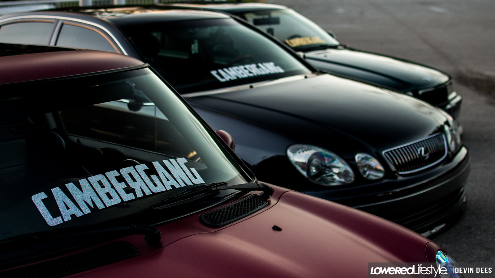 The Tampa Trio - Automotive Features, Event Coverage, Stance, Builds