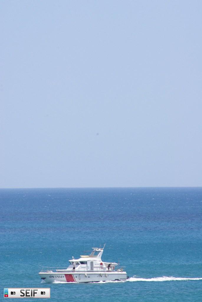 coast patrol boat Tunisia 2015
