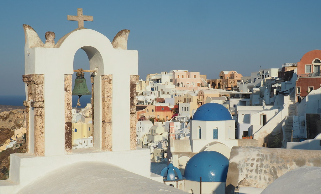 Santorini / Σαντορίνη - Οία / Oia