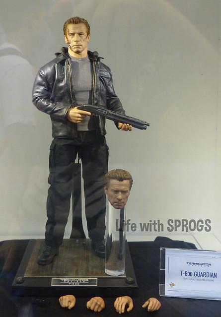 Hot Toys Terminator T-800 Guardian