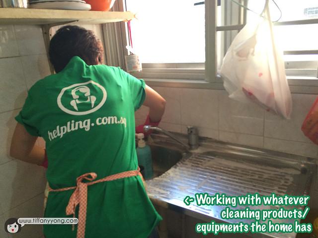 Helpling Cleaning