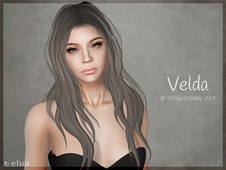 +elua+ Velda @Shiny Shabby July