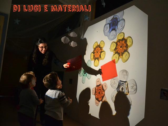 Di luci e materiali