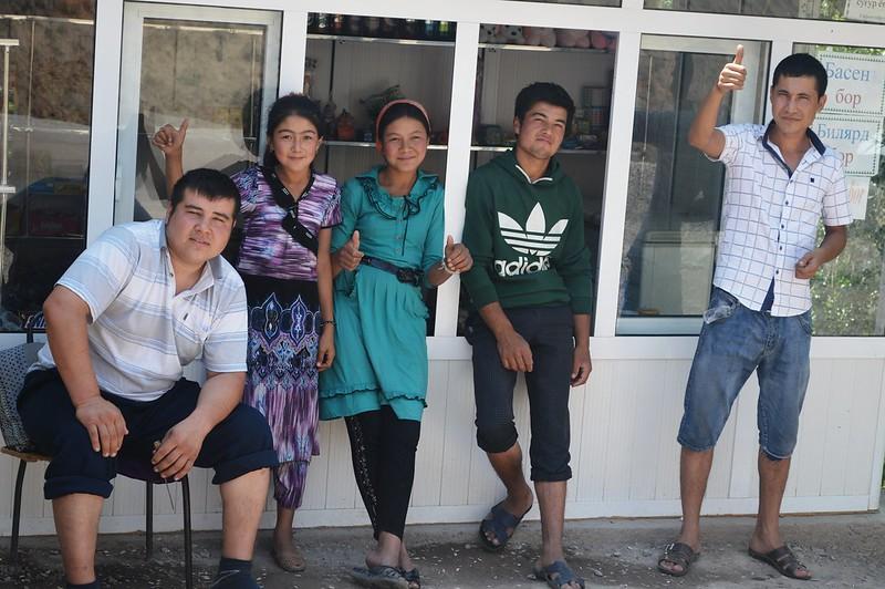 Uzbek family