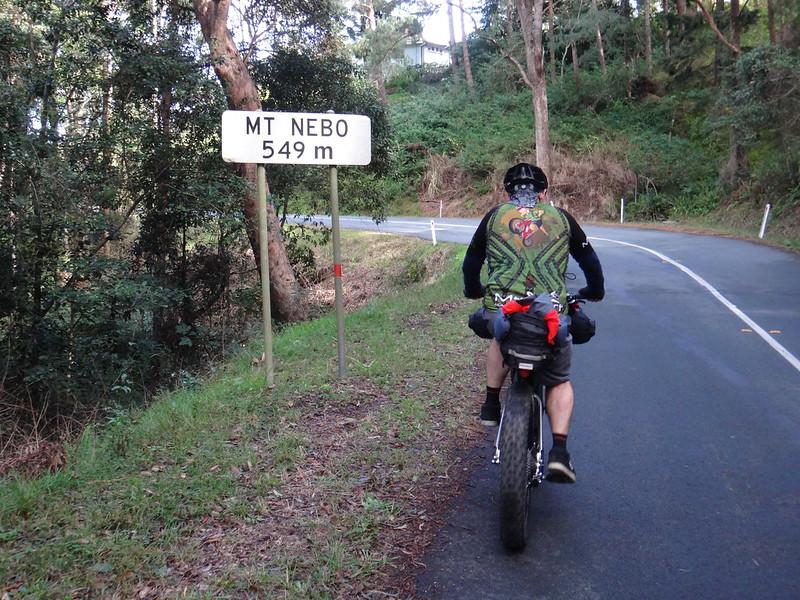 Mount Nebo Road