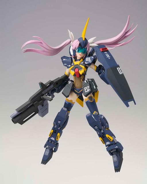 《ARMOR GIRLS PROJECT》 MS少女 鋼彈Mk-II(迪坦茲仕様)