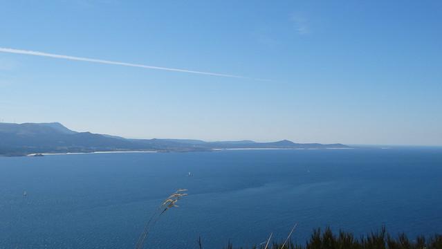 Ría de Muros e Noia desde Monte Louro