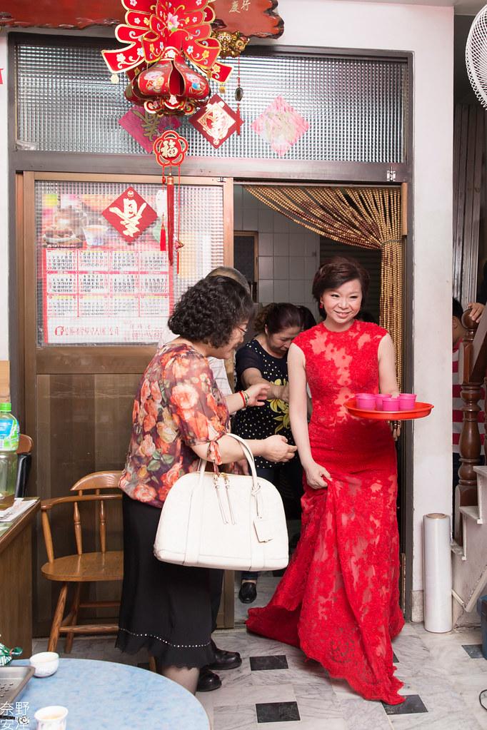台南婚攝 濃園滿漢餐廳 | 訂婚儀式 家宴 (18)