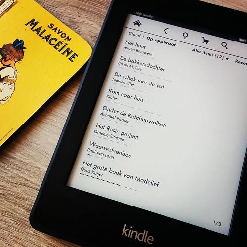De geleende e-reader. Where to start? Ik heb exact 8 dagen! #somanybookssolittletime #kindle