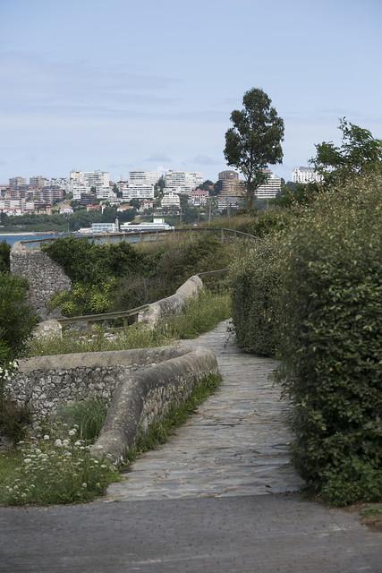 Senda Pontejos- Pedreña