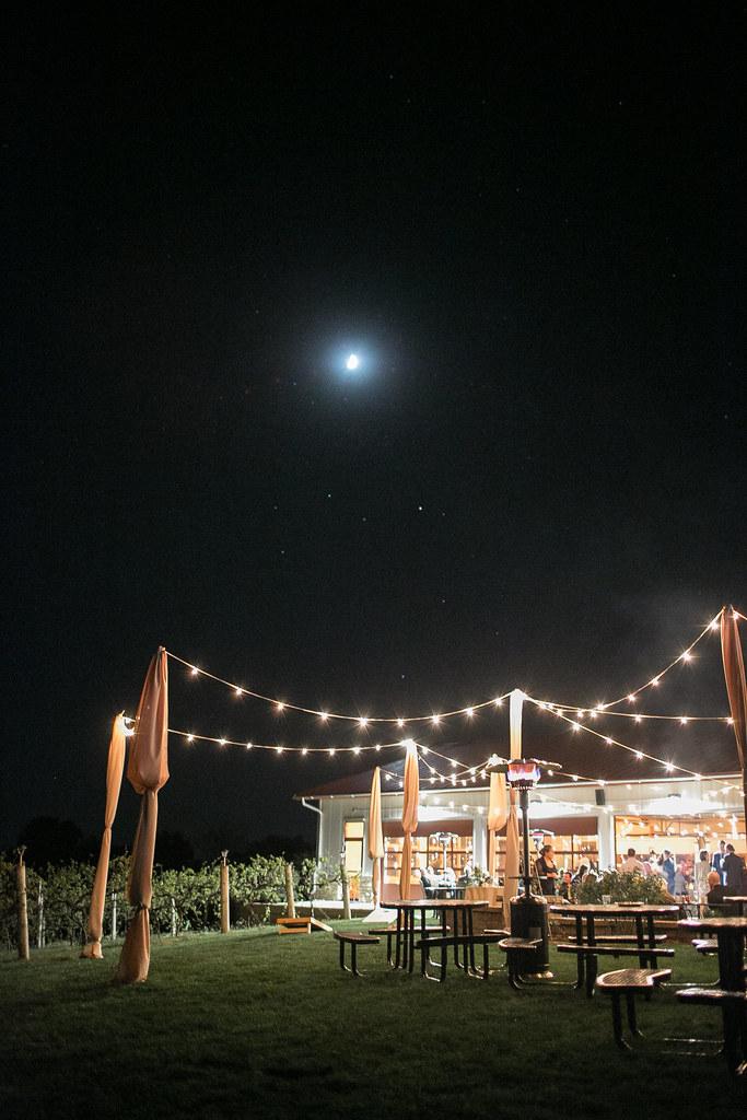 bistro lighting rental wedding string lights unique events of iowa