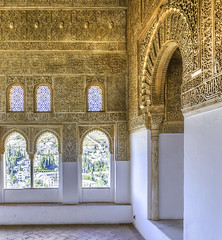 Alhambra in detail.