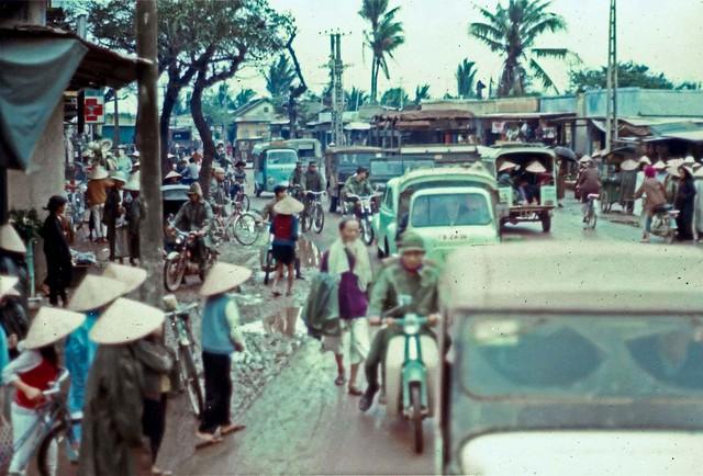 Hue Street Scene 1970