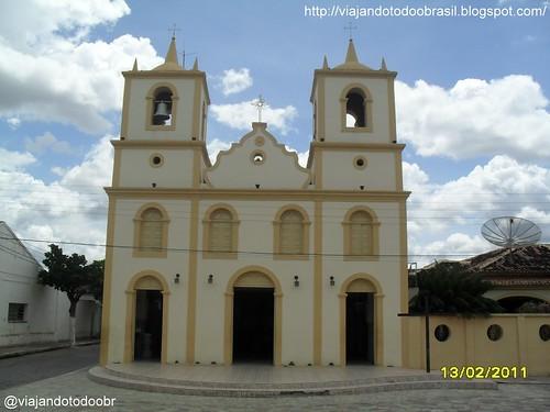Major Isidoro - Igreja de Santo Antônio