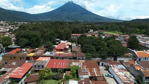 サカテペケス県(Sacatepéquez,グアテマラ)