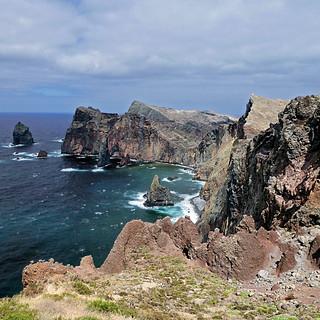 Madeira - Ponta de São Lourenço