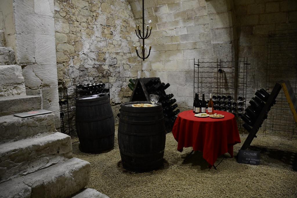 Saint Valentin truffée au Rivau