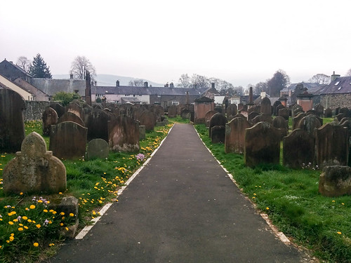 Old Cemetary in Moffat