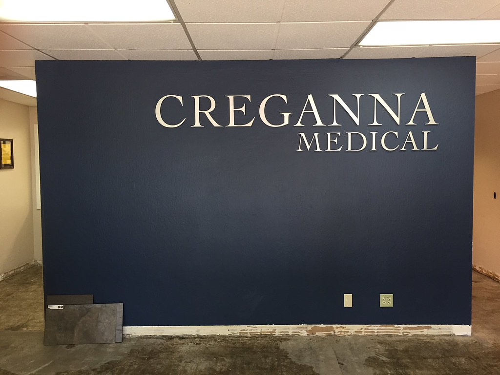 medical office signs reception logo signs impact signs