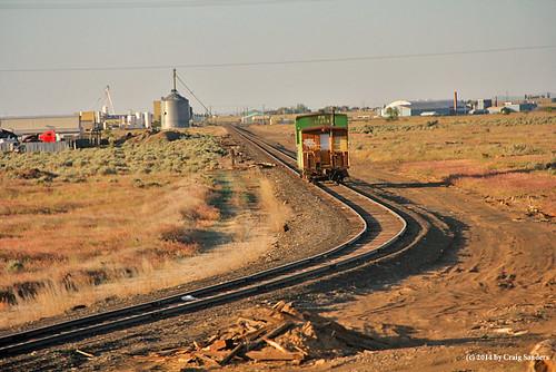 washington caboose washingtonstate railroads railroadtracks aboardamtrak