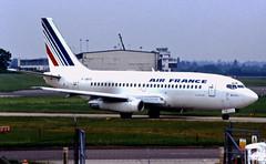F-GBYG B737-200 air france BHX 28-05-1992