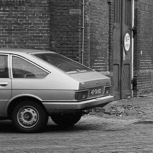 Chrysler Simca 1307 GLS (1977