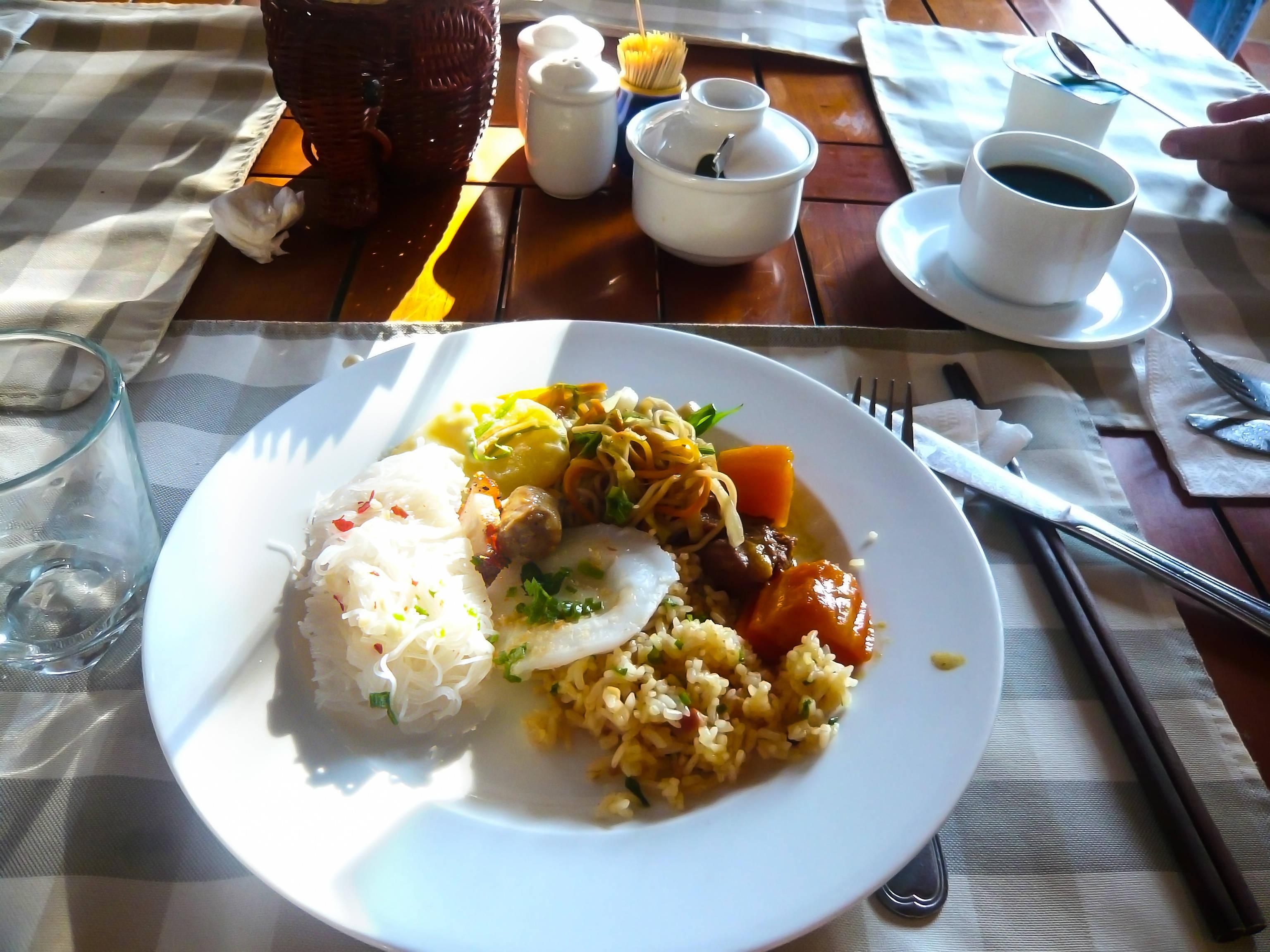 Vietnamese breakfast
