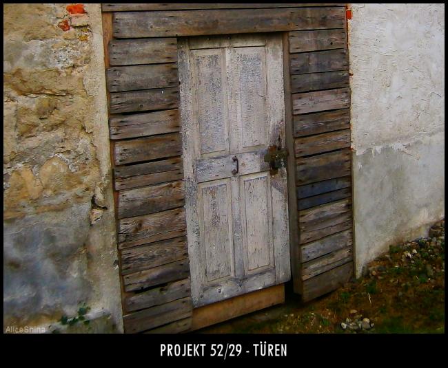 Projekt 52/29 - Türen