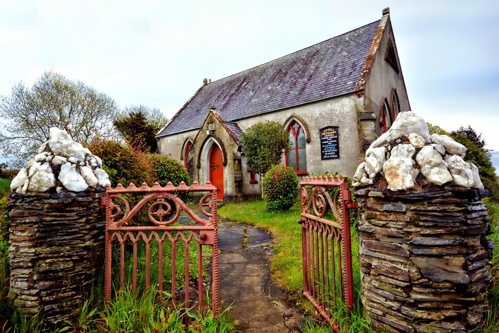 Cooil Methodist Chapel