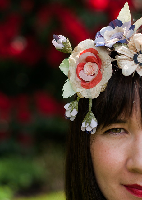 paper-flower-headpiece