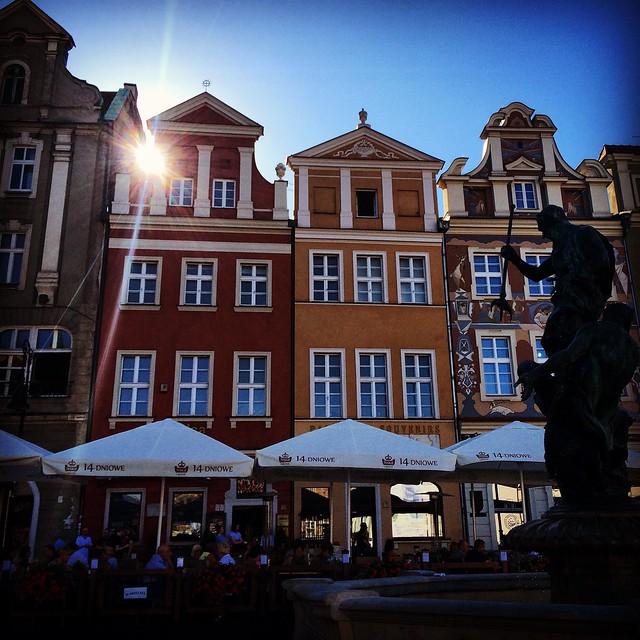 The beautiful Stary Rynek