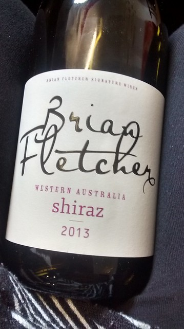 Brian Fletcher Shiraz