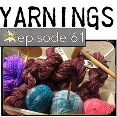 Yarnings Podcast: Episode 61: Spin Something! http://yarningspodcast.com