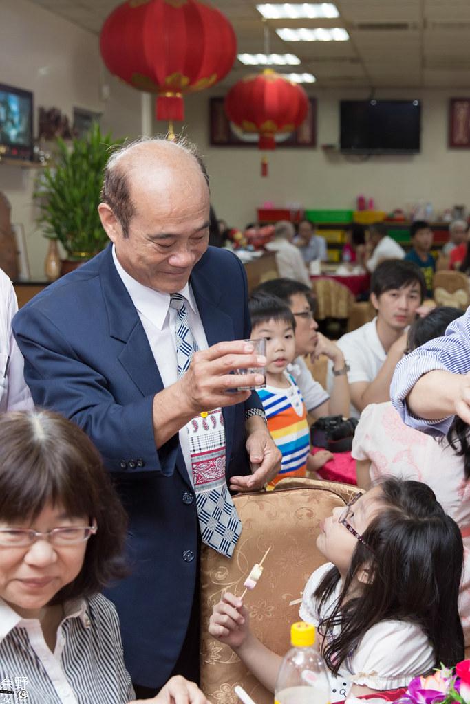 婚禮紀錄-高雄-展誠&鳳綿-文定午宴 X 吉喜海鮮餐廳 (80)