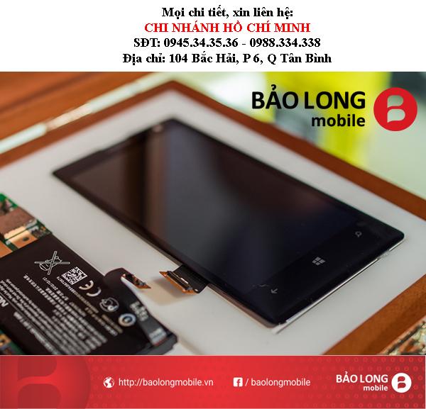 Các nguyên nhân mà người dùng trong TP.HCM chọn lựa ĐT Lumia 1020 để sử dụng