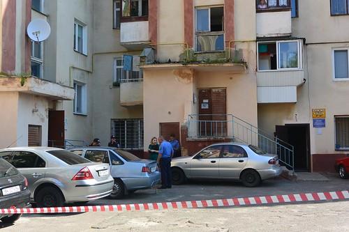Валютника у Рівному підстрелили бандити з Луганщини
