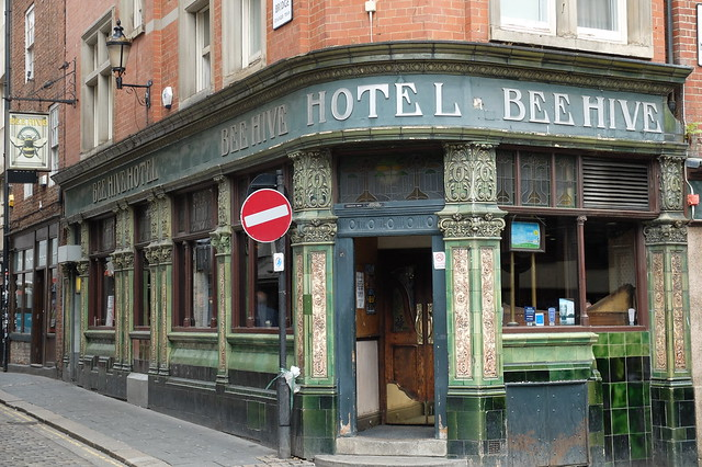 Newcastle Walk: No entry to the Bee Hive Hotel | Co-Curate