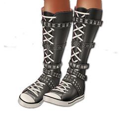 punkette boots