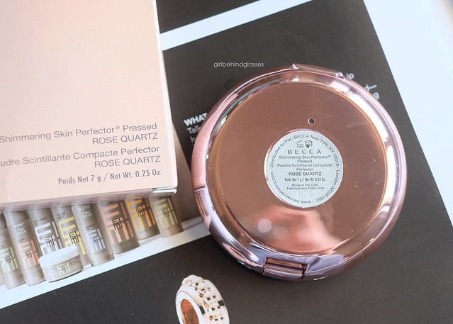 Becca Shimmering Skin Perfector Pressed Rose Quartz2