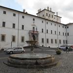 fontana, palazzo Chigi, Ariccia