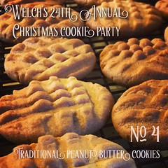 No. 4 Traditional Peanut Butter Cookies | Welch&#0…