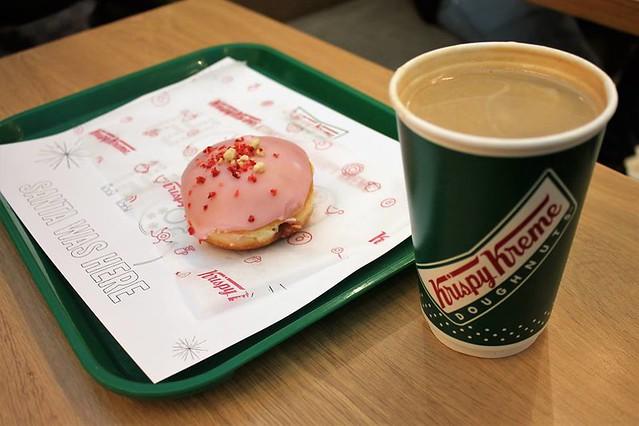 Krispy Kreme Doughnuts  Leicester