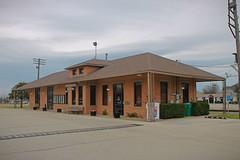 Ferris, Texas Depot