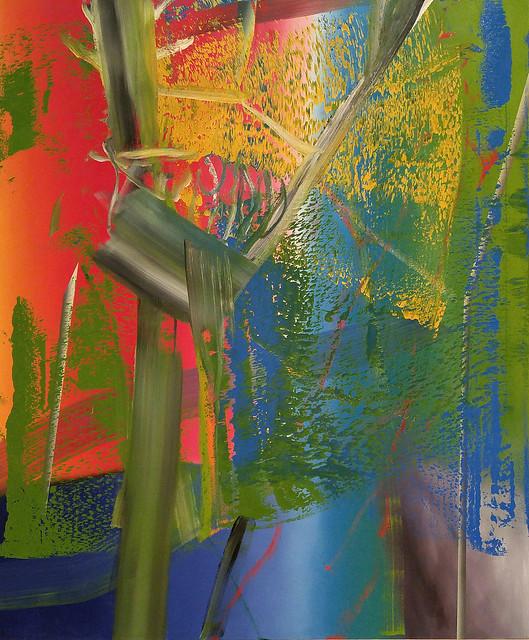 Janus (1983) by Gerhard Richter-b. 1932-SFMOMA, 11-22-2016