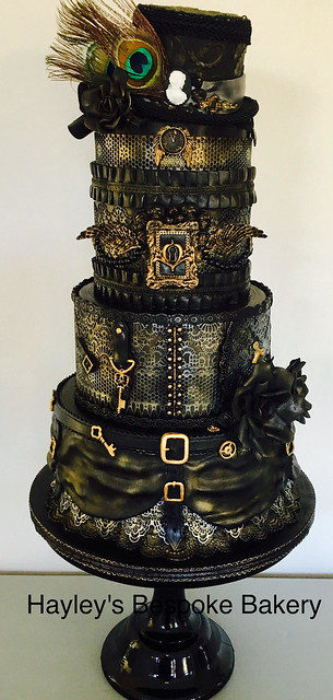 Amazing Cake by Hayley Lester of Hayley's Cakes