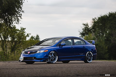 Craigs Supercharged FA5 Mugen Civic SI