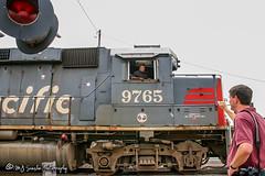 SP 9765 | EMD GP60 | BNSF Thayer South Subdivision