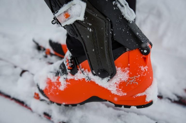 Boty pro skialpinismus a skitouring 16/17, 2.díl