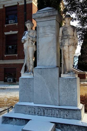 Memphis Civil War Monument (Memphis, Texas)